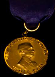 This image has an empty alt attribute; its file name is herty-medal-image.jpg
